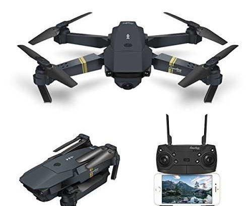 Drone Dual cameras