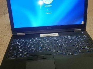 Dell latitude 5570 core i5