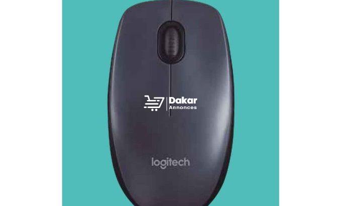 souris Logitech M90