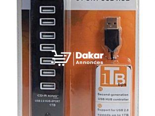 hub USB 8 port