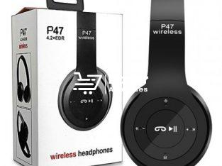 casque Bluetooth P47